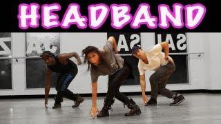 headband bob   matt steffanina dana alexa choreography ft 2 chainz hip hop dance video