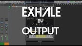 Output EXHALE+ Bundle - Getting Creative With Vocals - By Joshua