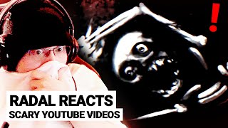 RADAL reacts to SCARY YOUTUBE VIDEOS // Local58