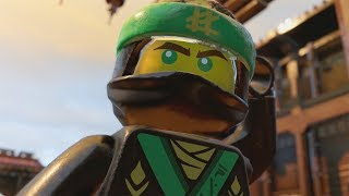 LEGO Ninjago Movie: The Videogame - Walkthrough Part 1 - The Ninjas are Back! (Ninjago City North)