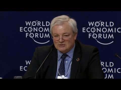 Davos 2017 - Press Conference: The Future of Humanitarian Payments