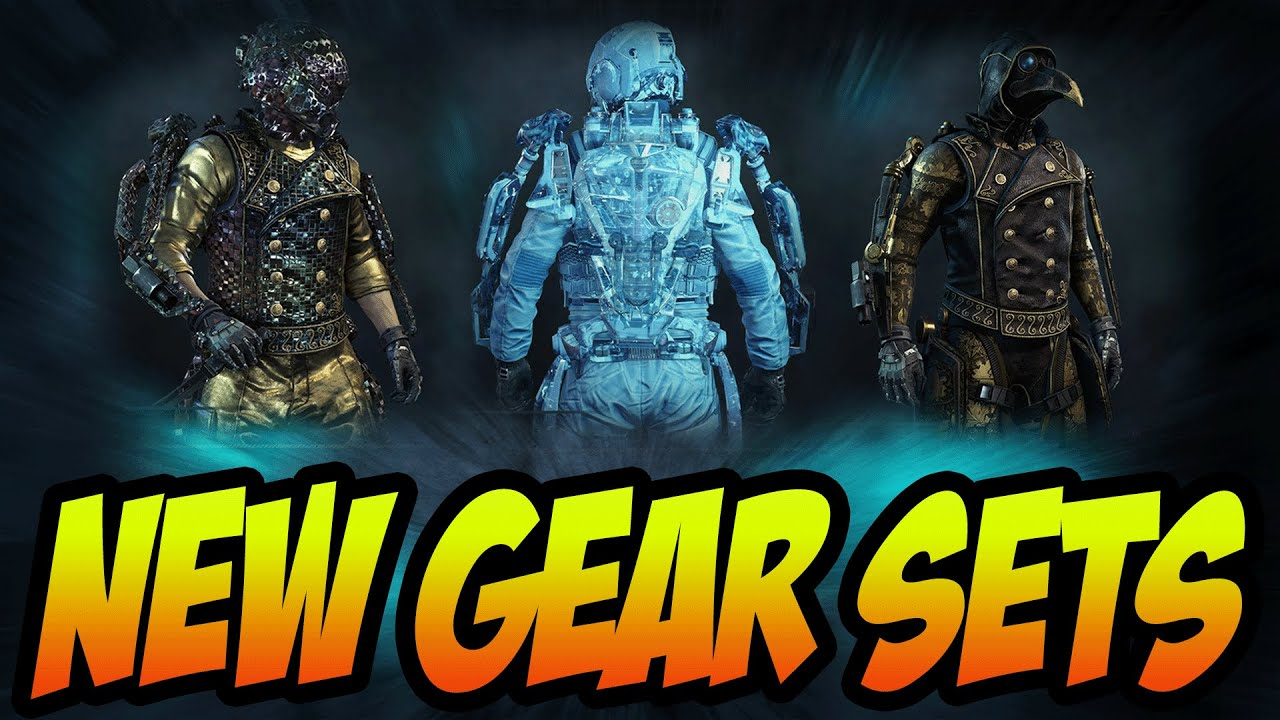 Advanced warfare new gear sets quot fireproof aces jackpot disco