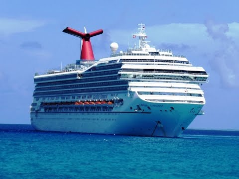 Onboard Cruise Ship CARNIVAL CONQUEST : Caribbean Voyage