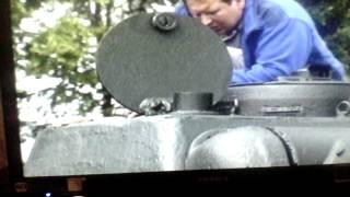 Варонины в танке