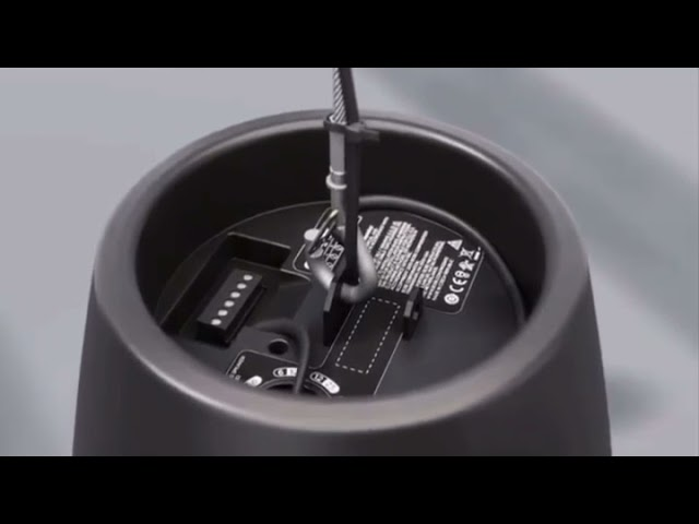 DesignMax Pendant Loudspeakers