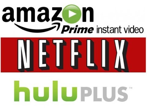CUT CABLE GET FREE NETFLIX AND AMAZON VIDEOS,HULU YOUR NEW DVR