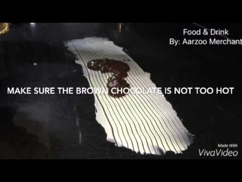 Easy Chocolate decoration (chocolate cigarettes) Food & Drink by Aarzoo merchant