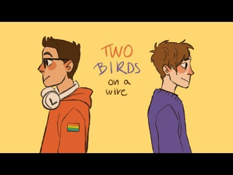 Two Birds [Boyf Riends PV - Be More Chill]