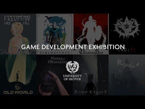 Game Development Exhibition - University of Skövde