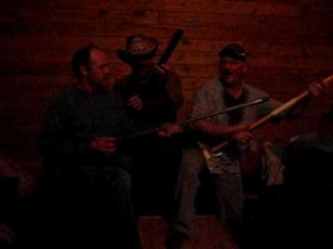 Dueling Banjos in Saskatchewan
