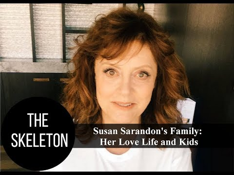 Susan Sarandon's Family: Her Love Life And Kids