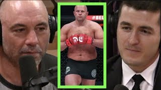 Joe Rogan Discusses Steroids with Scientist from MIT