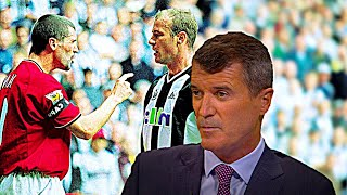 Roy Keane's Most Famous Moments