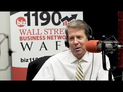 Brian Kemp Priorities as Governor