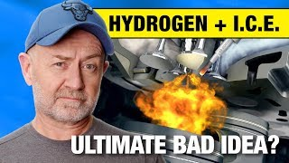 Everything wrong with hydrogen fuel for internal combustion en…
