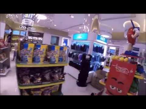 Punta Cana, Airport, Shopping, Tourismus, Ferien, Erholung,