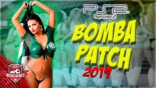 BOMBA PATCH 2019 - DOWNLOAD + GAMEPLAY! O MAIS ATUALIZADO! PS2