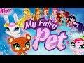 Winx Club -  My Fairy Pet -  Caring Game