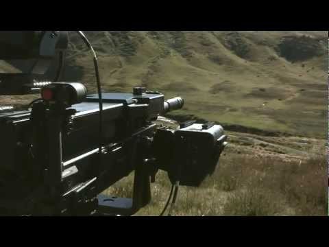 NZ Army Grenade Machine Gun