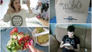 Vlog :  Выходные, друзья, здоровое питание | carrypinwin(, 2015-06-30T12:37:29.000Z)
