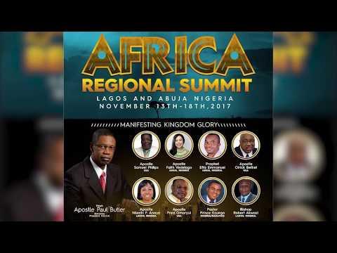 African Regional Summit 2017 Ad!