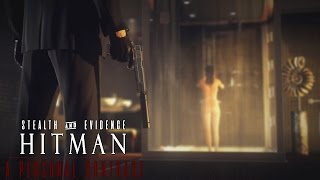 """Hitman: Absolution - Walkthrough Part 1 """"A Personal Contract"""" Stealth & Evidence 1080p HD 60FPS PC"""