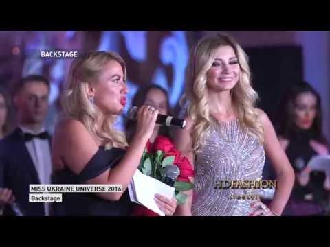 MISS UKRAINE UNIVERSE 2016   Backstage   HDFASHION
