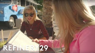 Evelina & iJustine Explore Palm Springs | Daycation Thumbnail