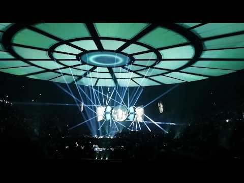 Indochine LIVE - medley Canary Bay / Les Tzars / Paradize (Bercy / AccorHotel Aréna de Paris) - 16 F