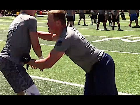 6'3 230 | DE | Evan Weaver '16 :  Gonzaga Preparatory School (Spokane, WA) UTR Spotlight 2015