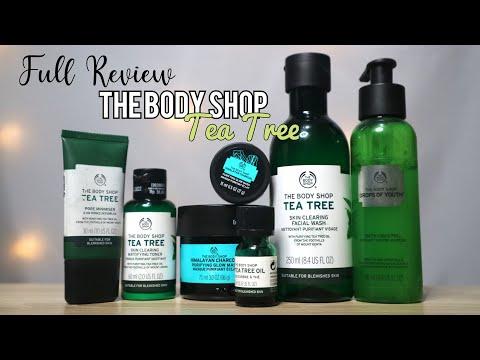 Manfaat Body Shop Trea Trea Buat Muka Jerawat