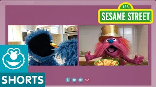 @Sesame Street : Alphabet Pasta | Cookie Monster Snack Chat with Carla Hall