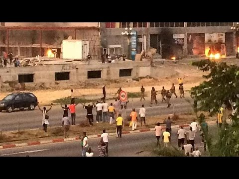 Gabon rocked by second night of post-election violence