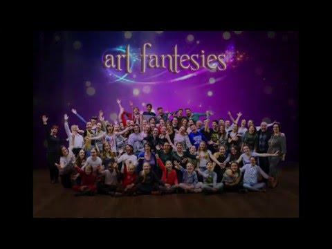 Art Fantesies promo Broadway