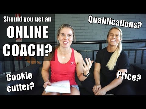 ONLINE COACHING: WORTH IT? | MY EXPERIENCE: PRICE, NUTRITION, TRAINING
