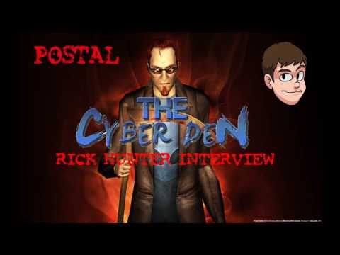 Rick Hunter Interview (Postal Dude) - The Cyber Den