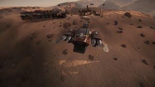 Star Citizen PU 3.4 fleet battle with Lucky13 and you!