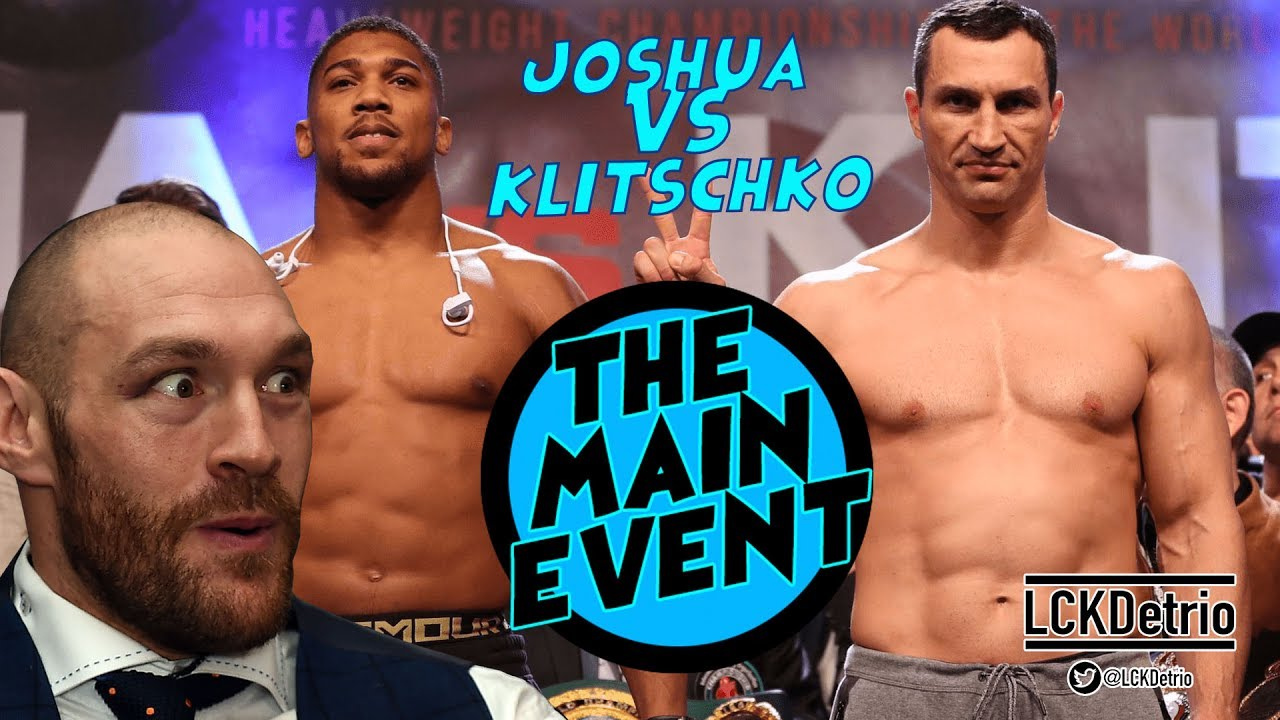 Klitschko Vs Joshua Wann