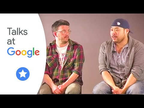 David Chang & Peter Meehan: Lucky Peach | Food at Google