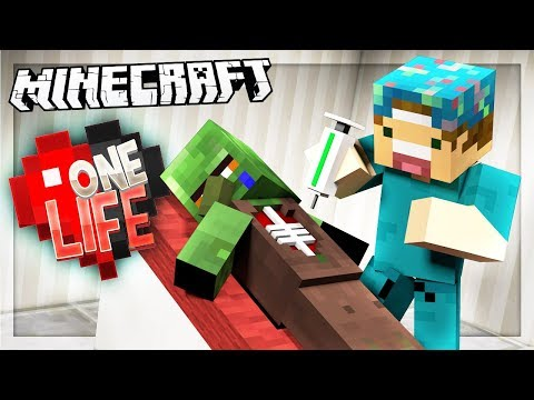 CURE A ZOMBIE VILLAGER! | One Life SMP #47