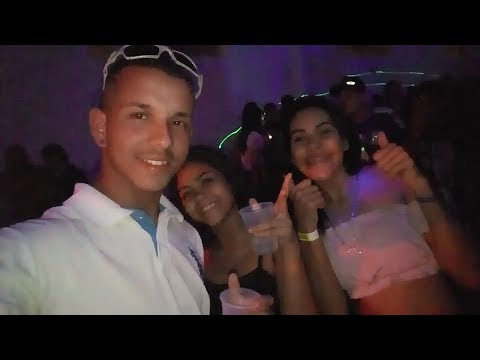 Fui em um baile funk  vlog 😎