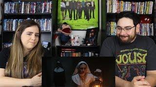 The Nun - Official Teaser Trailer Reaction / Review