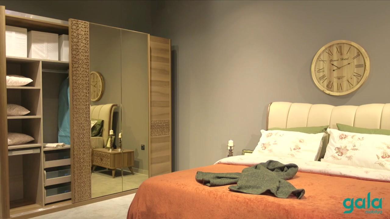 Enza home mobilya yatak odas modelleri 22 dekor sarayi - Gala Mobilya Tan T M Video