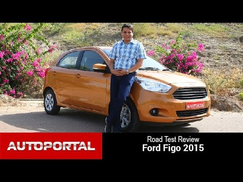 & Ford Figo 2015 Test Drive Review - Auto Portal - YouTube markmcfarlin.com