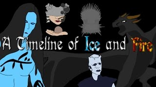 A Timeline of Ice and Fire (Part 1 of 6: Prehistory - 102 BC)
