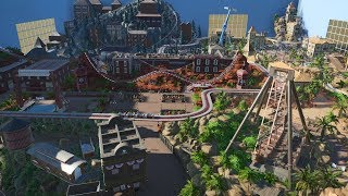 Let's Play Planet Coaster - Indoor  Theme Park - Episode 3
