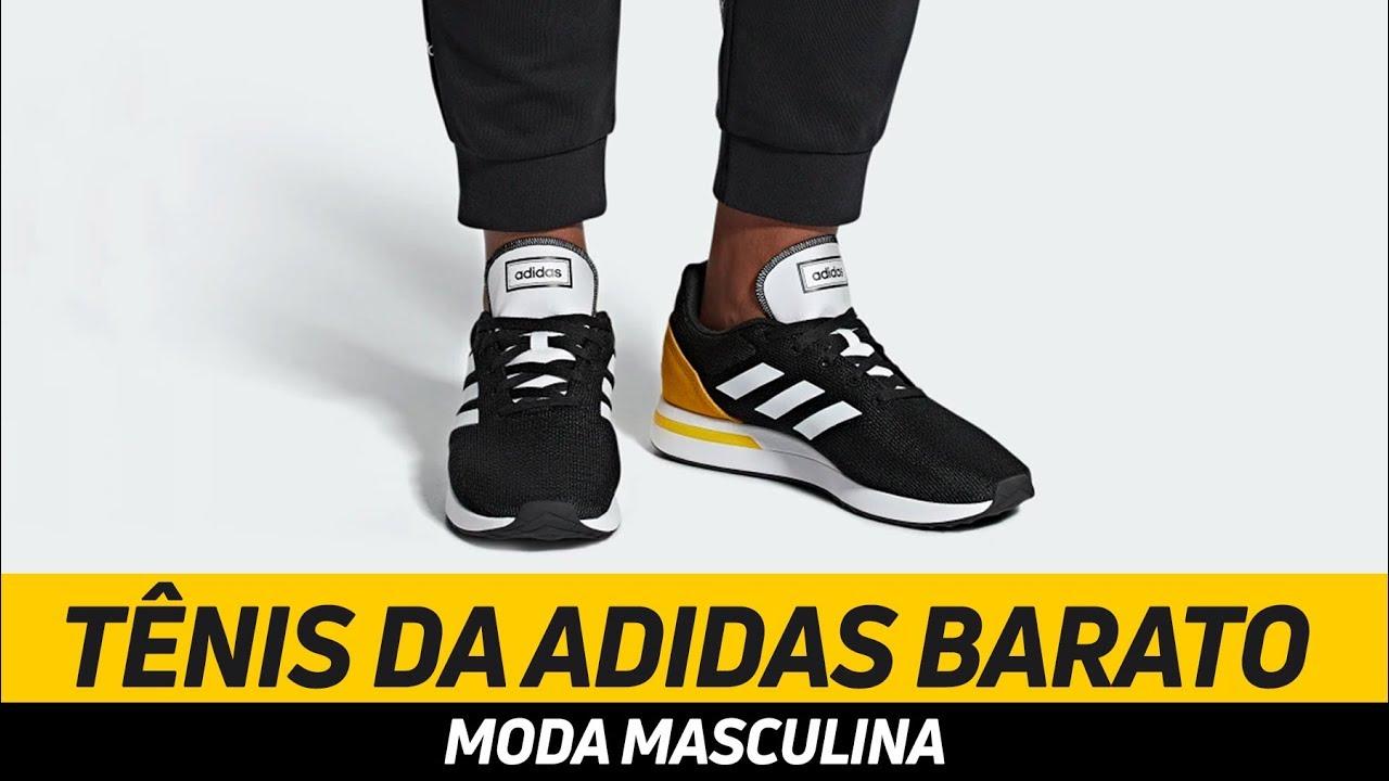 5 Melhores Tênis Adidas Baratos
