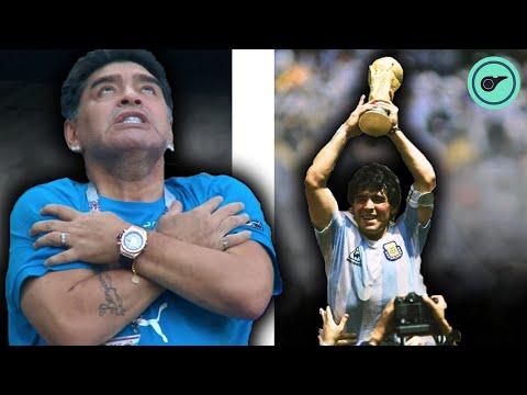 Diego Maradona botrányai - Focisták balhéi #6 | Félidő! thumbnail