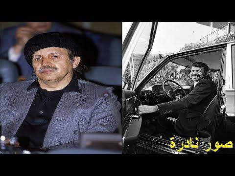 صور لم تراها من قبل للرّئيس عبد العزيز بوتفليقة