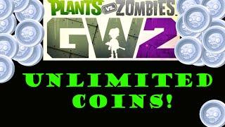 plants vs zombies garden warfare 2 unlimited coins
